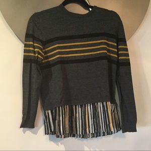 Yal striped sweater